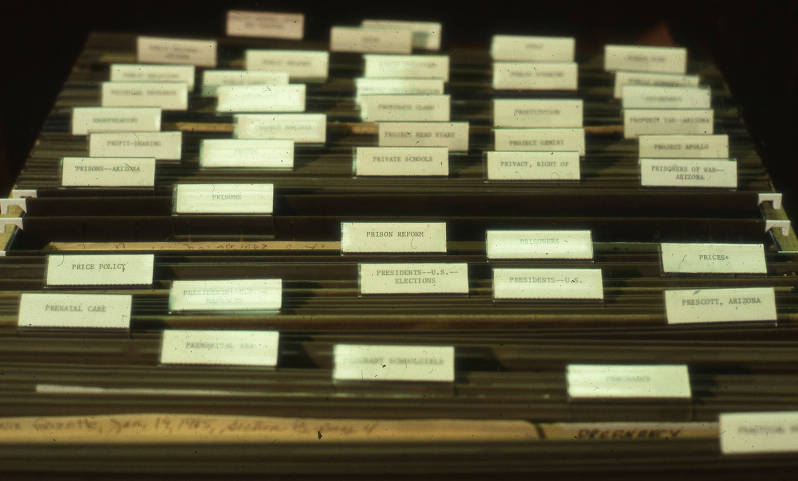 Pamphlet Files - Glendale Community College Archives