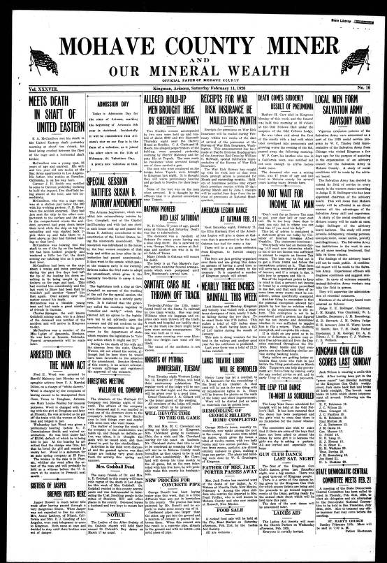 mohave county miner and our mineral wealth, 1920-02-14 - mohave