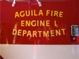 Aguila Fire Engine One