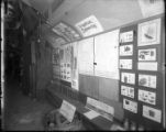 Agriculture Experiment Station Demonstration Train, Interior View