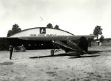 Amelia Earhart's Lockheed Vega at Red Butte
