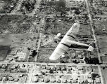 Scenic Airways' Ford 4-AT-B tri-motor over Phoenix