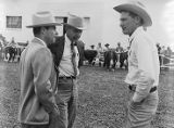 Group of ranchers at an Arizona Cattle Growers Association meeting