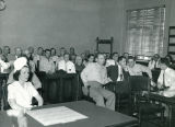 Maricopa County Courtroom Scene Showing Audience