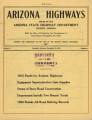 Arizona Highways, December 1922