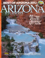 Arizona Highways, August 2012