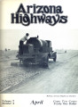 Arizona Highways. April, 1931