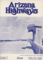 Arizona Highways. June, 1931