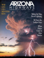 Arizona Highways, August 1990