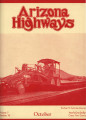 Arizona Highways. October,  1931