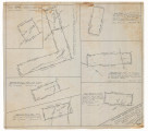 Sketch Plan of Eight Mining Claims, Magdalena District, Columbia Consolidated Mine Company, 1915