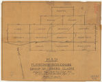Map of Fleischer-Schuckmann Group of Mining Claims, Patagonia Range, Santa Cruz County, Arizona,...