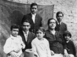 Avila Family Portrait, early 1920s