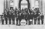 Southern Pacific Band Railroad, circa 1910.