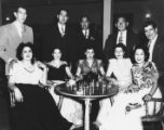 Group Portrait at El Rio Country Club, circa 1948