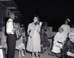 Concert at Kivel Nursing Home, 1961