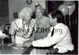 Lenore Schaeffer's 104th Birthday, 2000