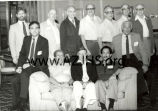 Grand Canyon B'nai B'rith Lodge Board Members, 1985
