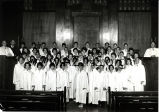 Temple Beth Israel Confirmands, 1961
