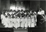 Temple Beth Israel Confirmands, 1977