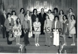 Temple Beth Israel High School Graduates, 1974
