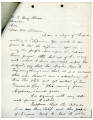 Letter from Genevieve Bratton to K. Berry Peterson, November 15, 1929, re: Arizona water rights
