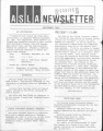 ASLA Newsletter September, 1981