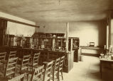 Chemistry Lab, Tempe Normal School, early 1900's