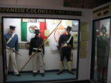 Conquistador; Spanish Colonial; U.S-Mexican War exhibit