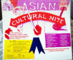 Asian Cultural Night, June 9, 1990