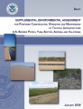 Supplemental environmental assessment for proposed construction, operation and maintenance of...