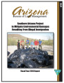 Southern Arizona project to mitigate environmental damages resulting from illegal immigration...