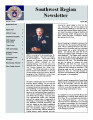 The Fly-by: a quarterly newsletter of the southwest region