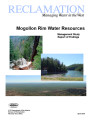 Mogollon Rim water resources management study report of findings