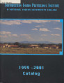 Southwestern Indian Polytechnic Institute 1999-2001 Catalog