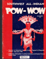 1955 Flagstaff All-Indian Powwow Program