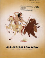 1960 Flagstaff All-Indian Powwow Program