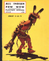 1964 Flagstaff All-Indian Powwow Program