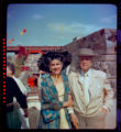 Frank Lloyd Wright and Olgivanna Lloyd Wright