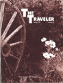 """The Traveler""  Glendale Community College Literary Magazine, 1983"