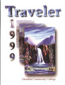 """The Traveler""  Glendale Community College Literary Magazine, 1999"