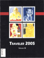 """The Traveler"" Glendale Community College Literary Magazine, 2005"