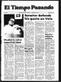 El Tiempo Pasando Vol. 15 / College Voice [September 13, 1979 - April 24, 1980]
