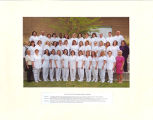 Nursing Program Graduation Portraits Spring 2001