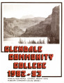 Glendale Community College General Catalog, 1982-1983