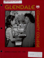 Glendale Community College General Catalog, 1997-1998