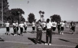 Multiple Images of Coaches Clinic at Glendale Community College, January 20, 1996