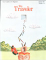 """The Traveler"" Glendale Community College Literary Magazine, 1981"