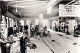 Sine Bro's Co.--Machine Shop Interior
