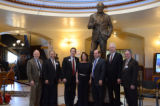 Group Photo at Senator Barry Goldwater Media Unveiling